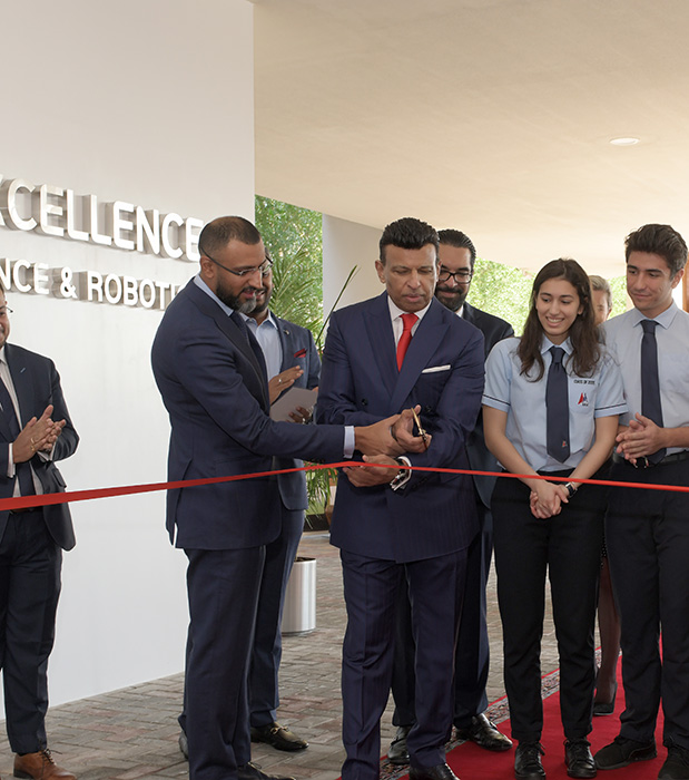 Center of Excellence Launch