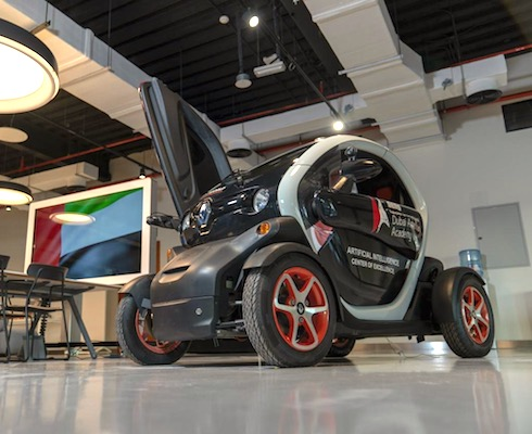 DAA Centre of Excellence - Smart Car