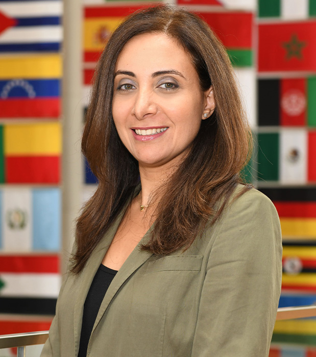 Noha Bishara - EY Director of Learning