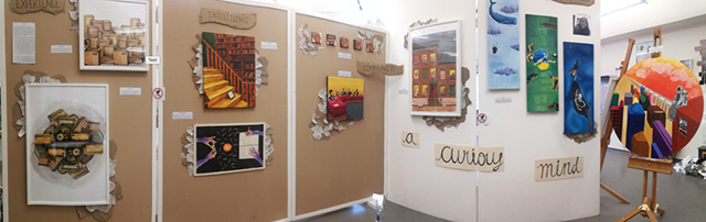IB Art Exhibition